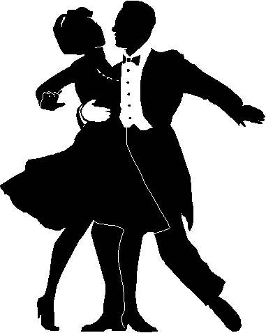 ballroom dancing clip art - photo #12