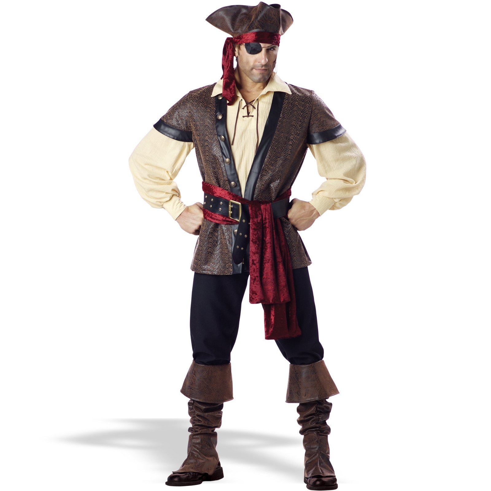 pirate costume 121710 187 vector clip free clip images