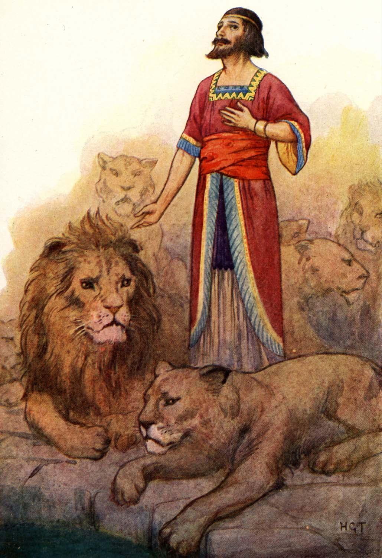bible stories daniel 020911