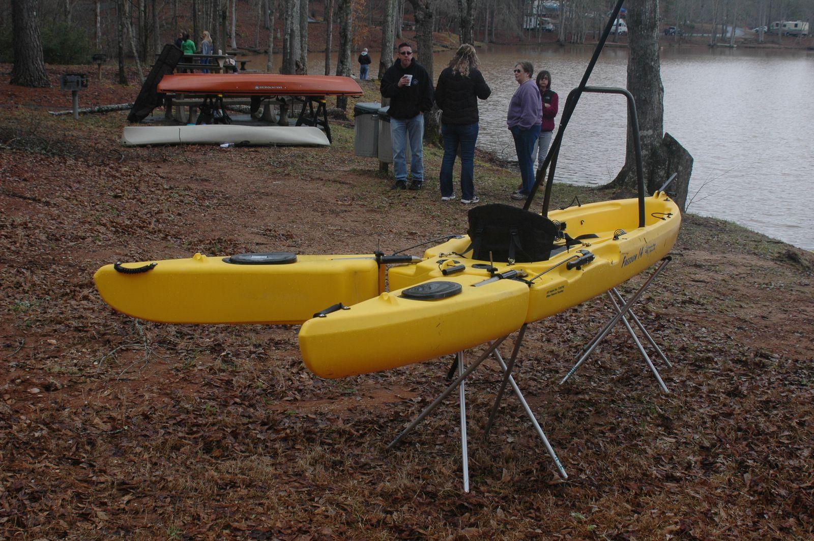 South georgia kayak fishing columbus lake harding for Kayak fishing tournaments