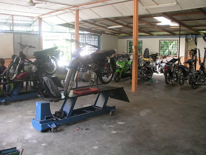 Bengkel Juruteknik motosikal