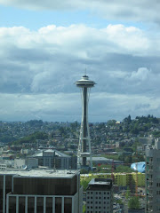 View From Our Hotel Room (Seattle)