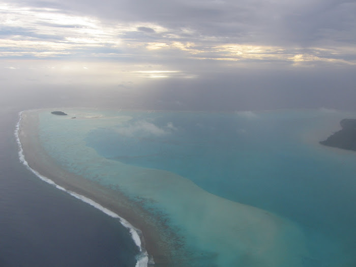 Autataki from the air