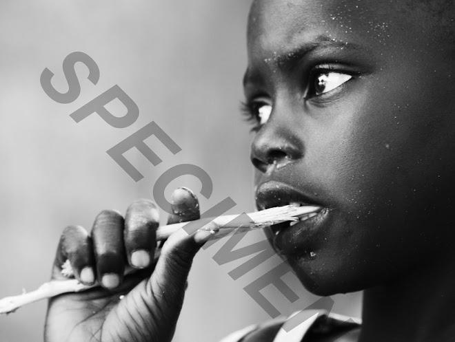 """""""Ibrahim et la brosse à dents Sénégalaise"""""""