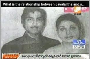 Jayalalitha and Shoban Babu http://movies.rangu.com/2009/08/todays-videos-roundup-082409.html
