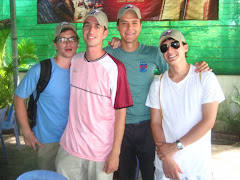Bob, me, Matt, and Anthony