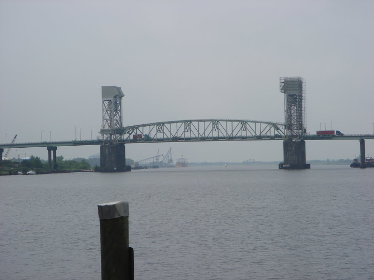 Cape Fear Bridge, Wilmington NC