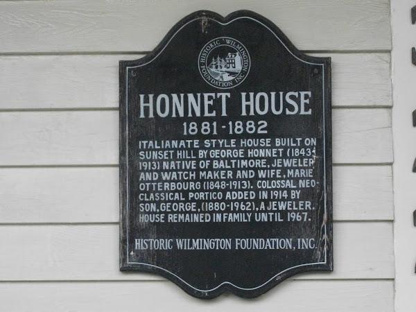 Honnet House