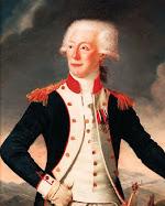 Marqués de La Fayette - Maríe Joseph Motier