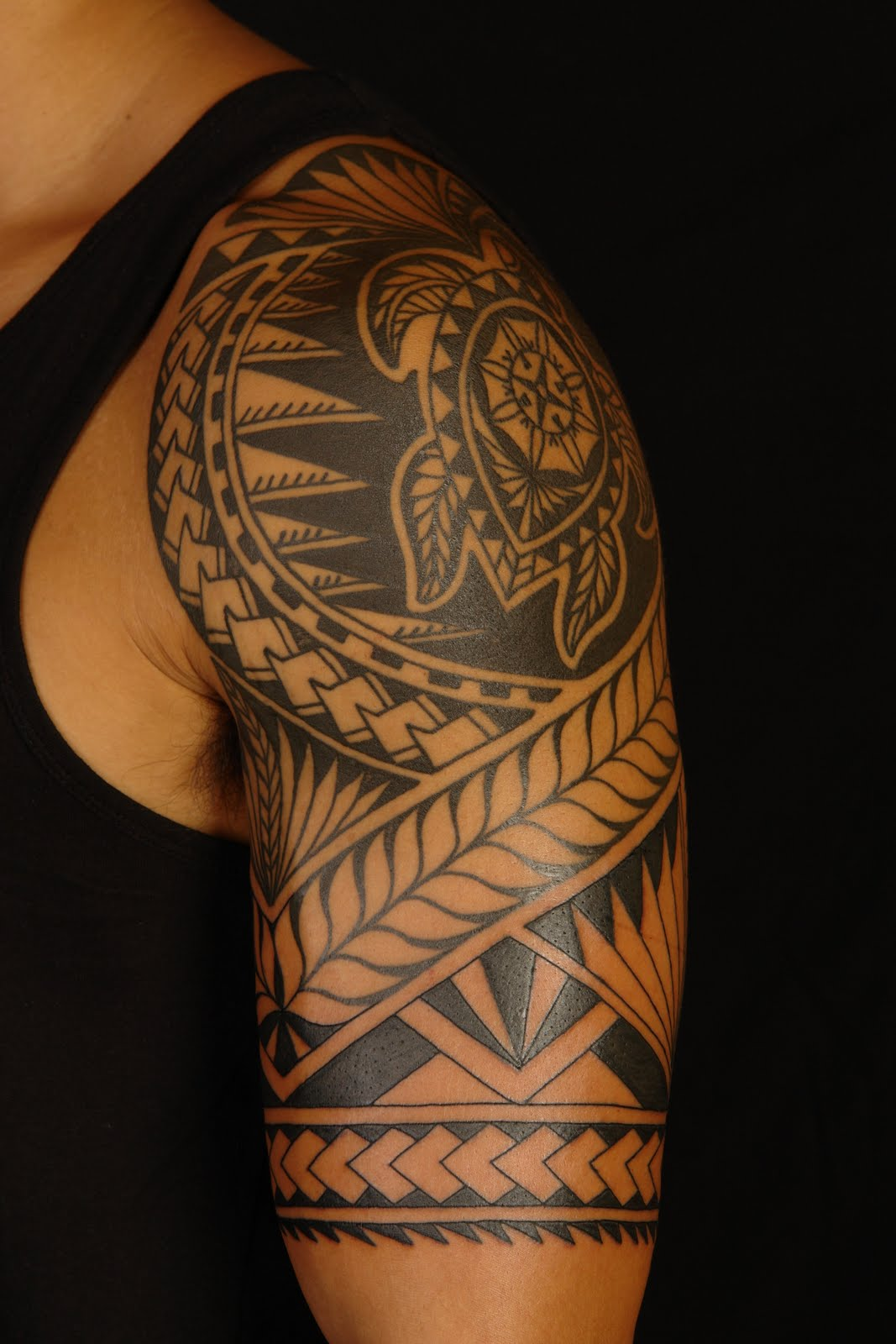 maori polynesian tattoo rotuman tattoo on brendon. Black Bedroom Furniture Sets. Home Design Ideas