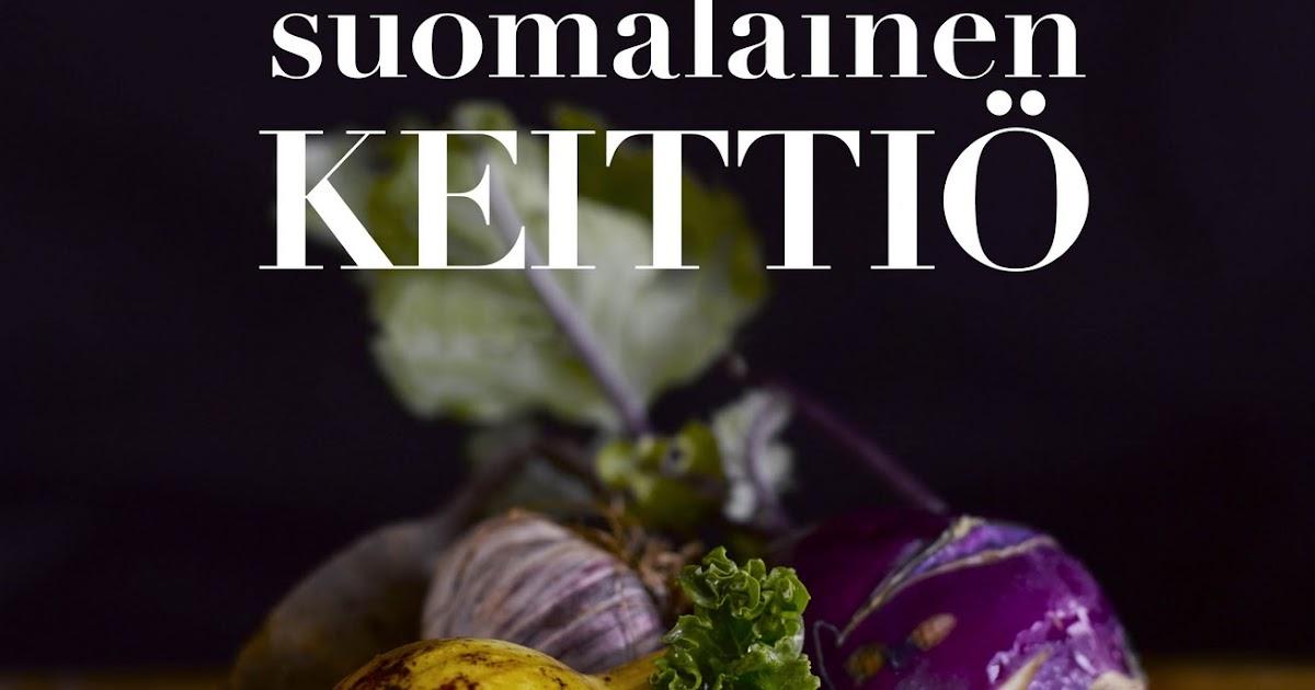 Leena Lumi KIEHUU!  UUSI SUOMALAINEN KEITTIÖ