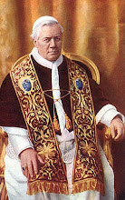 St. Pius X, Patron Saint against Modernism...