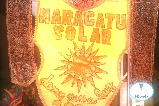 MARACATU SOLAR - É o SOLAR pelo mundo... Carnaval 2009