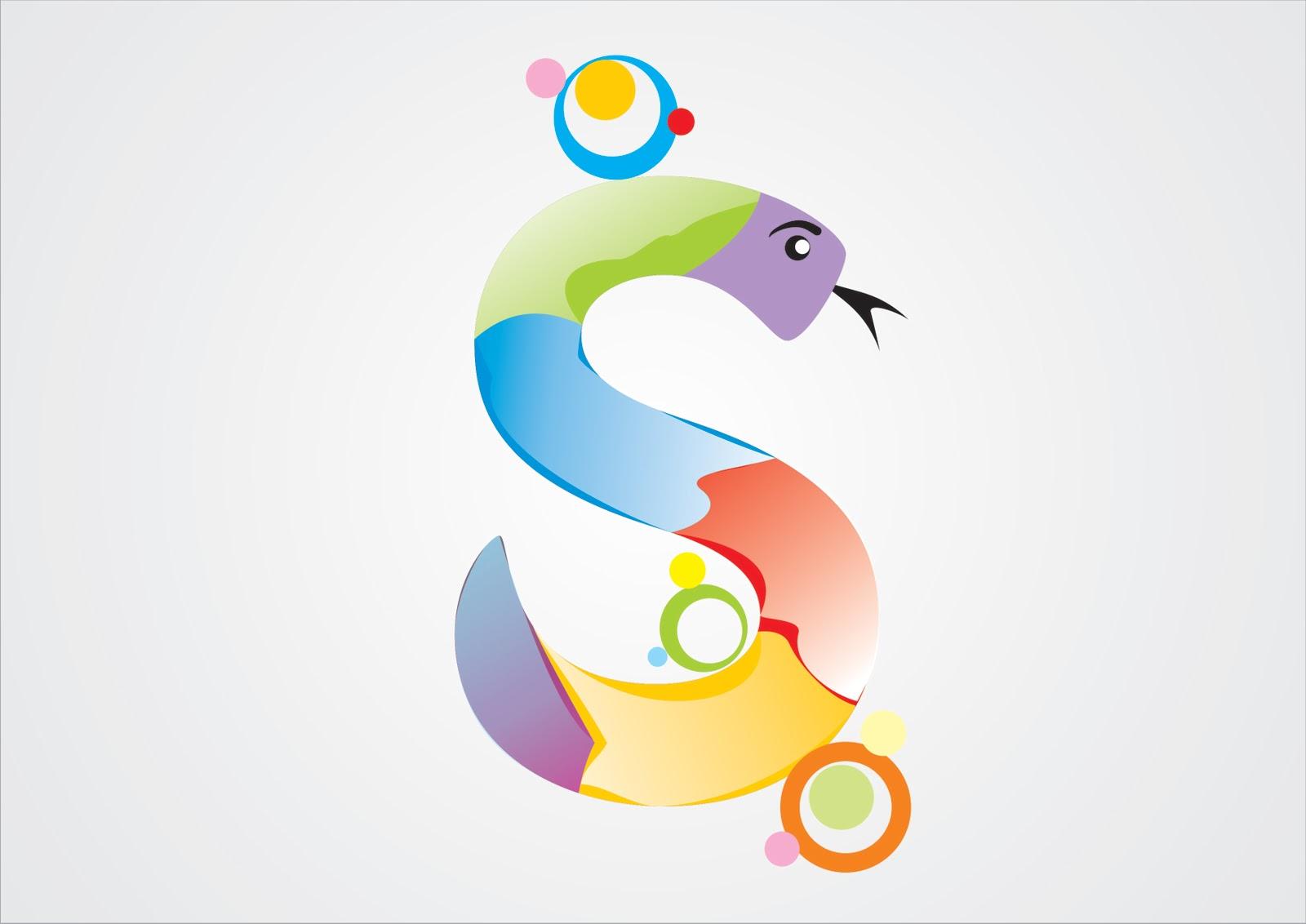 S Alphabet Images Creative S Letter  Alphabet
