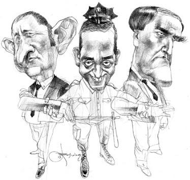 Cobos, Fayad, Iglesias