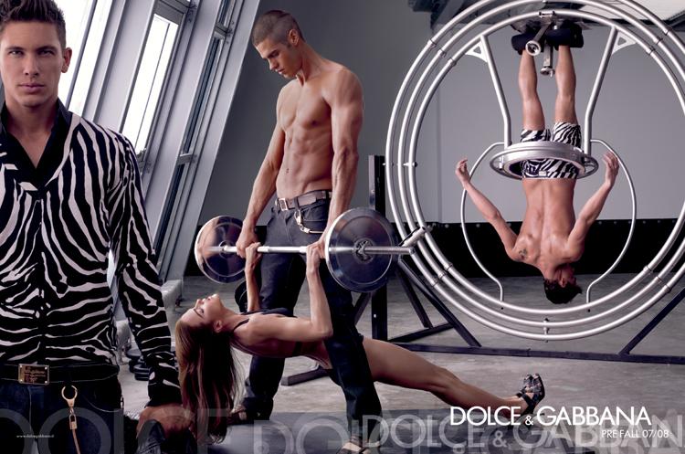 Dolce Gabbana Ads