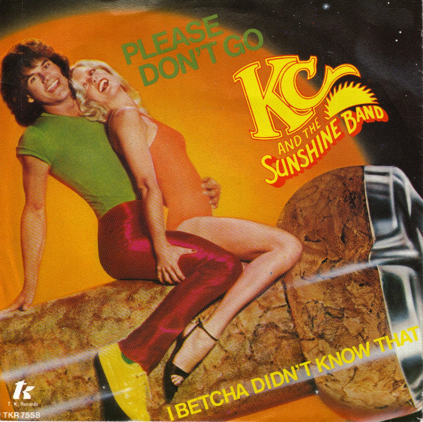 KC and The Sunshine Band - Let's Go Rock And Roll
