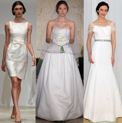 Fashions and beauty features.: Chelsea Clinton Chooses Wedding Dress