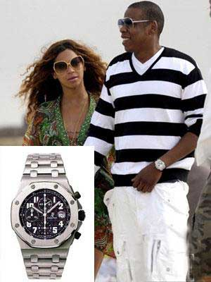 Coming of age what kind of watch c ronaldo and other male super star worn for Watches rappers wear