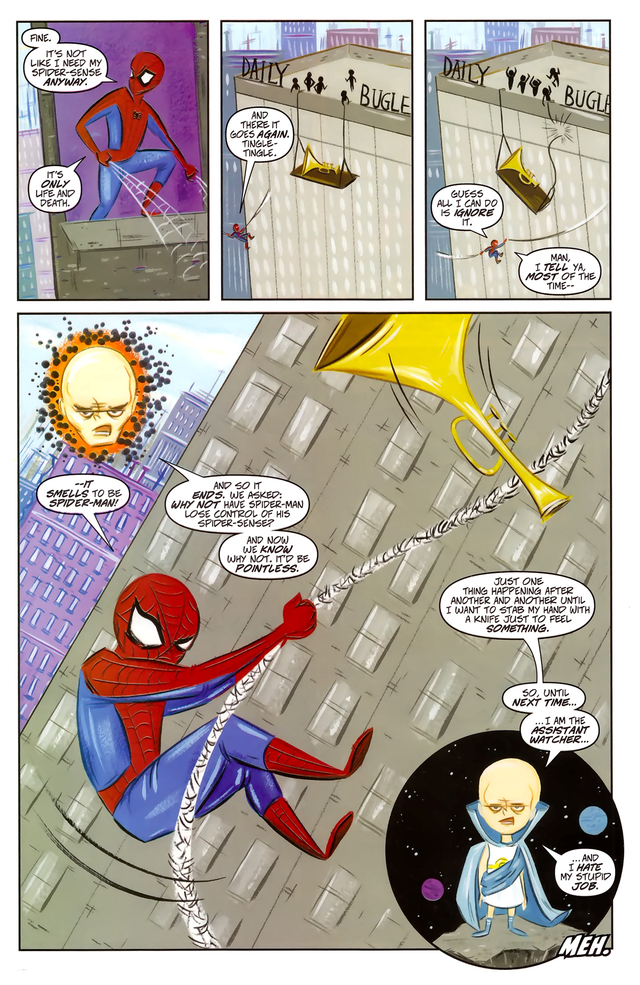 Amazing Spider-Man Family chap 8 pic 49