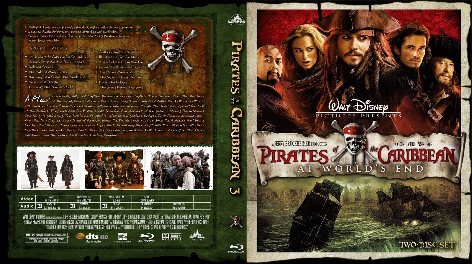 Amazoncom Pirates of the Caribbean Dead Men Tell No
