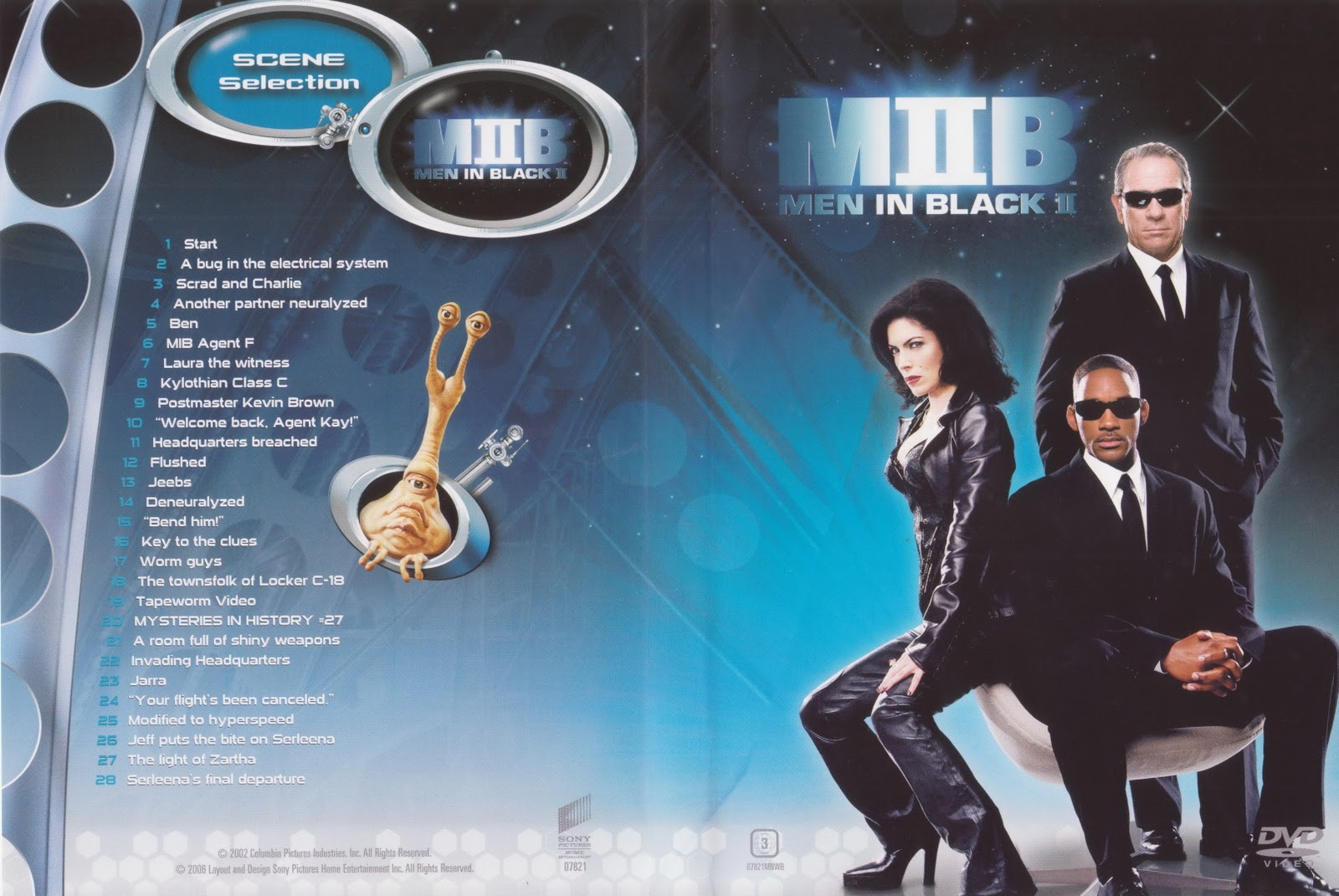 Men in Black II (2002) - IMDb Mobile