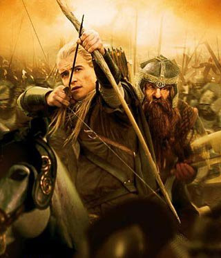 Legolas e Guimli