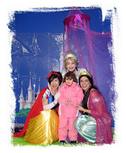 Princesses on ICE!