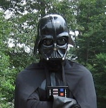 Darth Vader for your Boston area birthday party