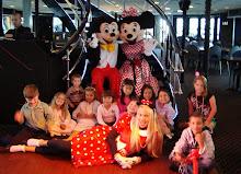 Mickey Minnie and Dot