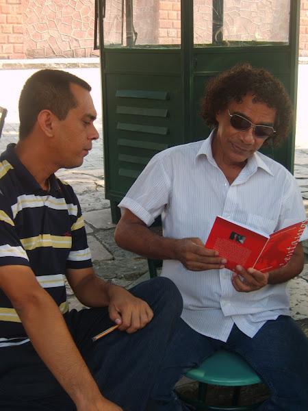 LITERATURA & SAMBA