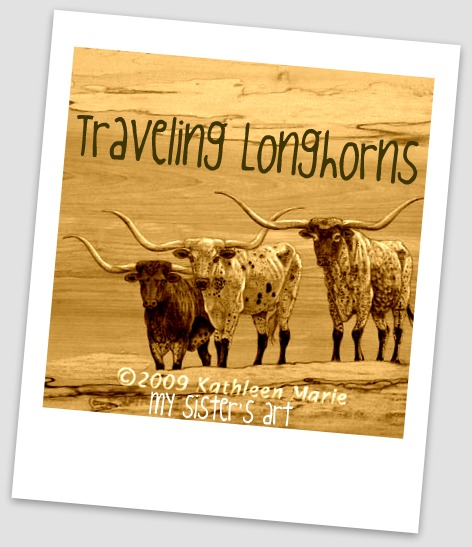 traveling longhorns