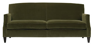 martine sofa from crate and barrel