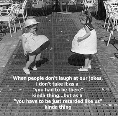 Funny Friendship Greetings