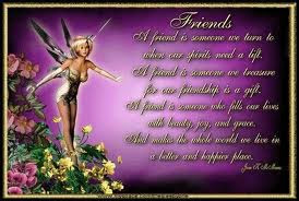 Friendship Fairy Cards