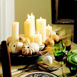 The Savvy Event: Thanksgiving Centerpiece Ideas