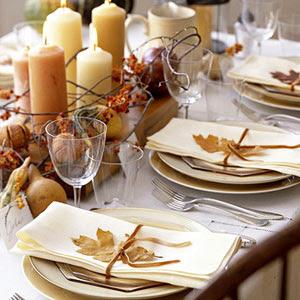 The Savvy Event: Thanksgiving Centerpiece Ideas