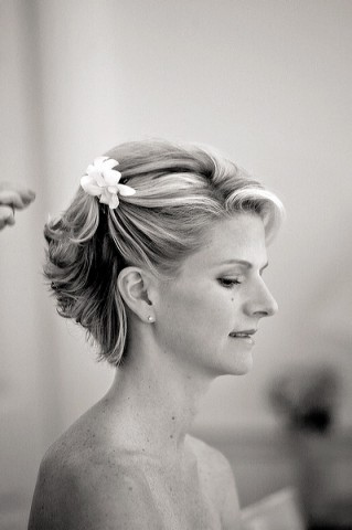 the northern bride short wedding hairstyles