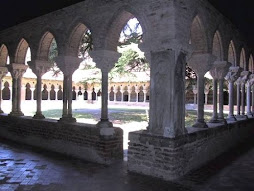 San Pedro de Moissac, claustro