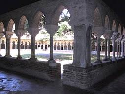 San Pedro de Moissac, claustro