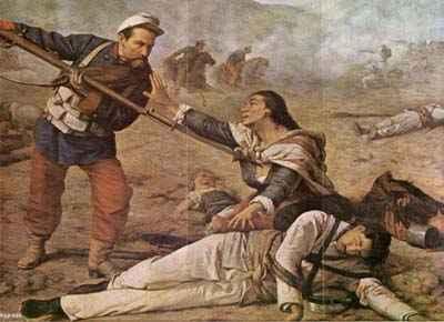 Guerra del pacifico historia universal for Epoca contemporanea definicion