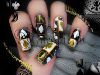 Art Of Nail Deck Nails Foil