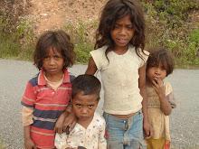 Crianças de Timor