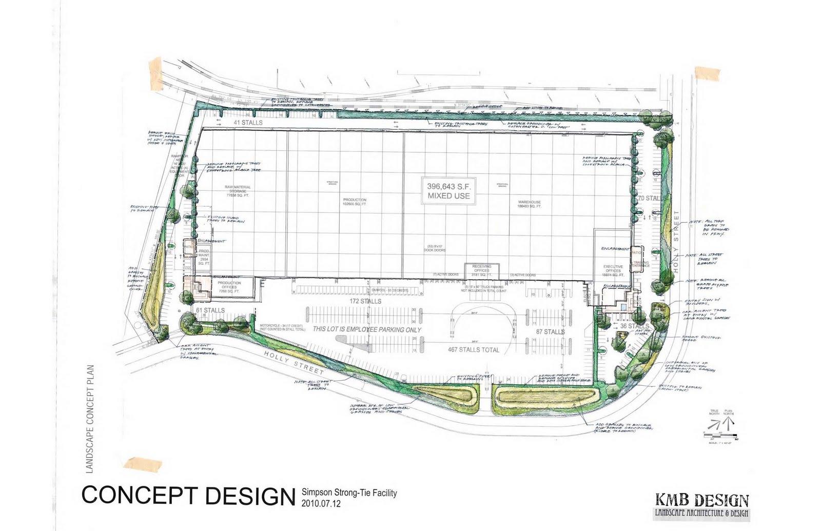 kmb design landscape redesign for leed. Black Bedroom Furniture Sets. Home Design Ideas