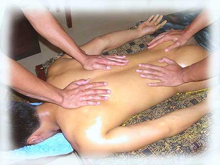 Gay bali massage