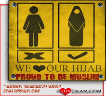 Proud to be Muslimah