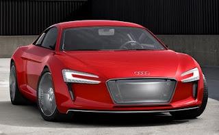 Audi Etron Concept