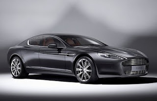 Aston Mrtin Rapid Luxe