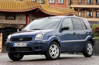 Ford B Max Minivan