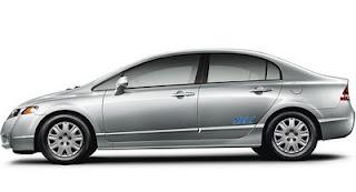 2011 Civic GX